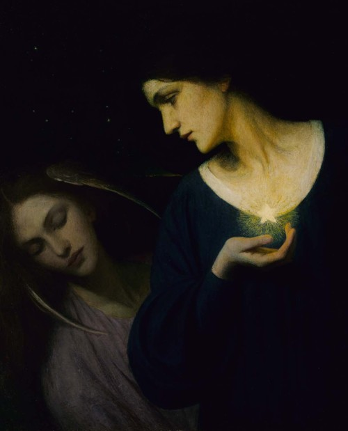 matitya:  Night And Her Sister, Sleep.