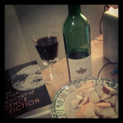 fallingdogblues:  God I'm lonely.  You've got us! We're not so bad. And wine and cheese….
