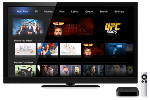 Apple TV Update 5.2.1 Released - Bug Fixes and Hulu Redesign