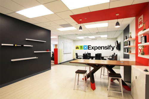 Expensify Offices by Blitz