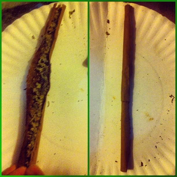 before/after. the real #toasty