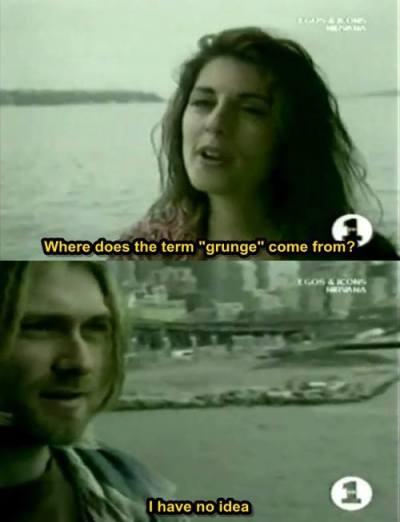 Kurt has no idea