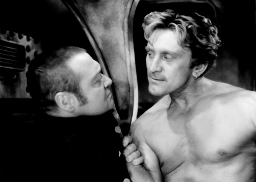 Peter Lorre & Kirk Douglas 20000 Leagues Under the Sea (1954) (by Greenman 2008)
