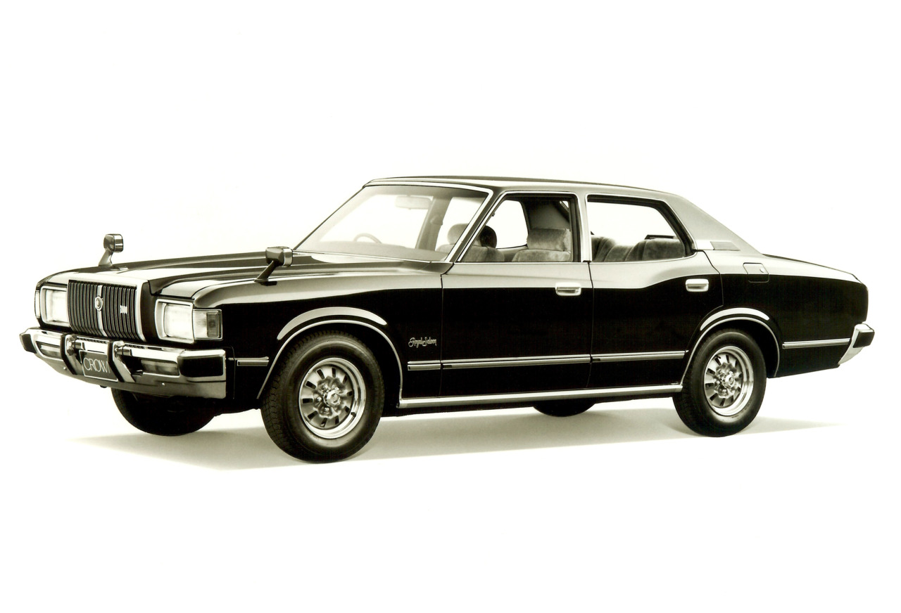 nemoi:  Toyota Crown 1974 (via Toyota UK)