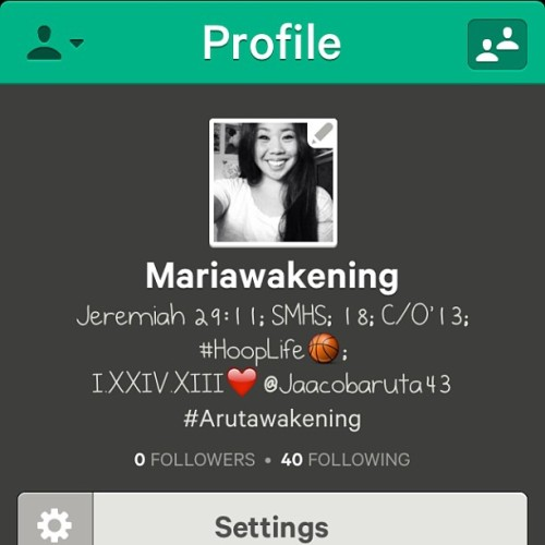 Yo girl is new to this thang.. Follow! ☺ #Followback #Vine #WhyNot