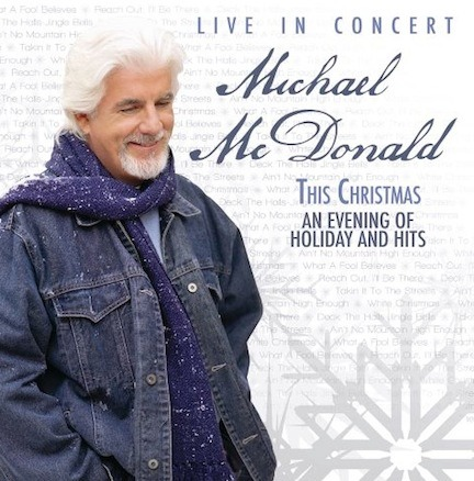 Michael McDonald announces 2013 Christmas shows