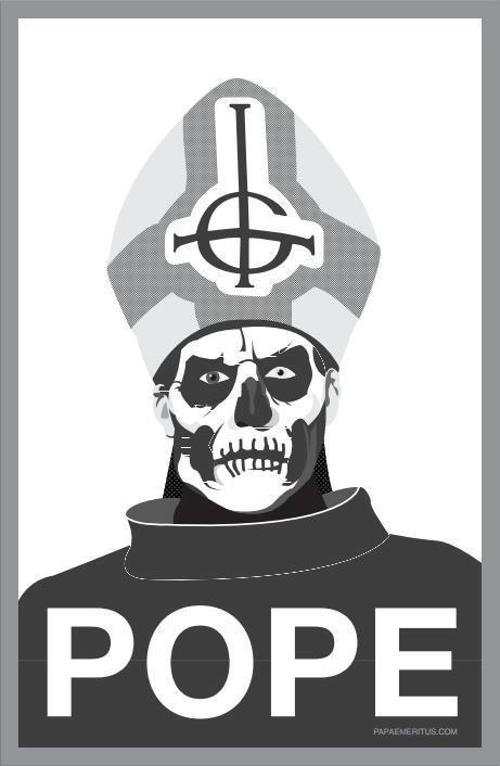 entropicdissonance:  PAPA EMERITUS II