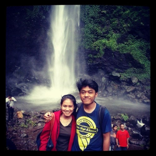 gunturprasetyooo:  Coban Rondo 2 @vindachairani #waterfall #indonesia #nature #natural #scene #scenery #beautiful