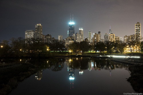 Skyline Reflections on Flickr.