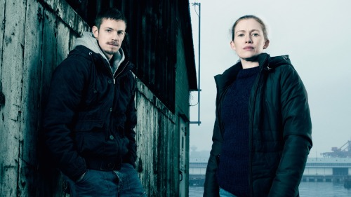 tvfanaticdotcom:  Reblog if you are excited for The Killing Season 3. The two leads aren't going anywhere. Mireille Enos and Joel Kinnaman are each expected to return, as these Seattle detectives were considered by many to be the only reason to tune in every week.  Huh. Well, I'll be damned.