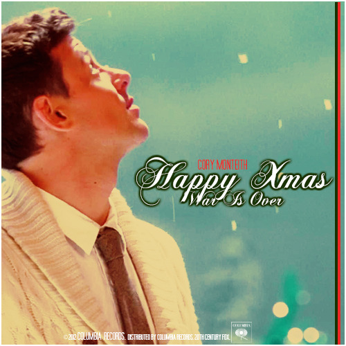 Glee: The Christmas Album Vol 3 | Happy Xmas (War Is Over) Alternative Cover