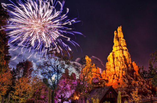 The Bang Over Rainbow Ridge Big Thunder Mountain is a great place to see fireworks, if not a little unusual. They seem so at home, lighting the sky in a rainbow of colors over the frontier. It's not much of a reach to imagine each successive bang… Read more here at Tours Departing Daily
