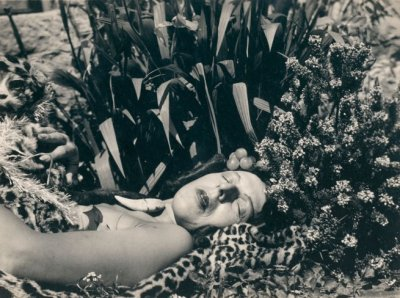 belua:  Claude Cahun, Self Portrait, 1939