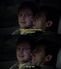 lilyplayswithfire:  This sums up perfectly how I feel about The Office
