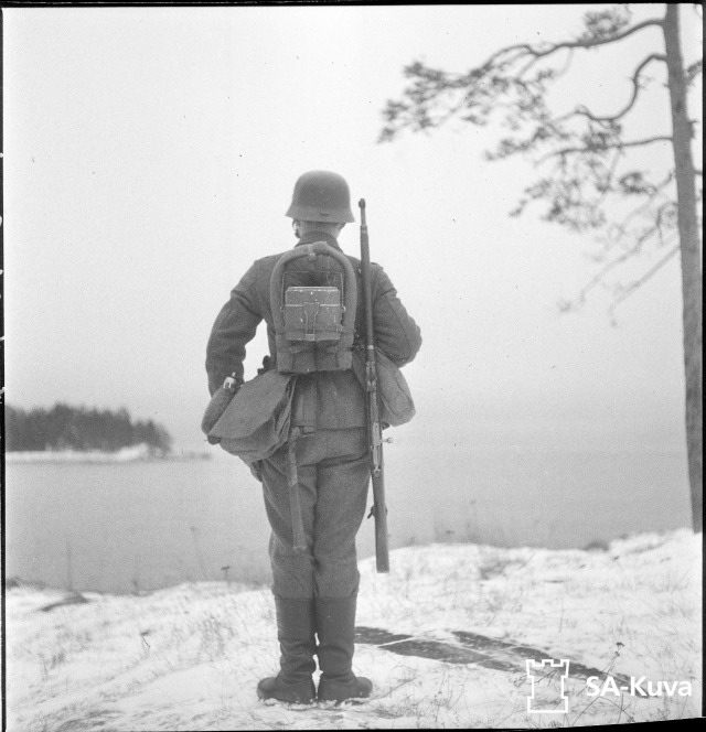 The Front Lines and the Fallen: Photographs of Finland in WWIIA soldier in the Finnish Defense Forces (all images courtesy SA-kuva) The military history of…View Post