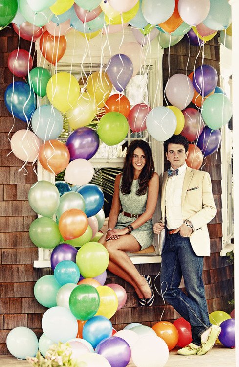 kieljamespatrick:  Birthday Balloons