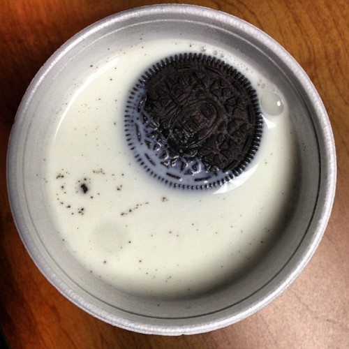 OREO cookies are the best