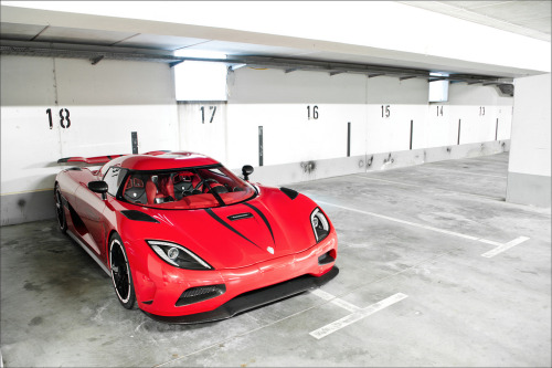 Just me and you Starring: Koenigsegg Agera R (by Jan G. Photography)