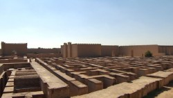 A brief look at the current state of the ancient city of Babylon. Only 2% has been excavated. (via Once a glorious site, Babylon bears scars of history - CNN.com)