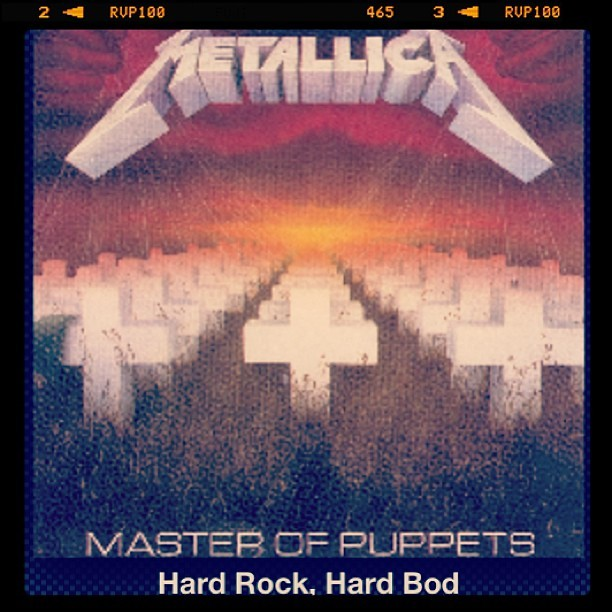 Time to slay dragons 🐲!! I mean, work out… #Metallica #hardrockhardbods