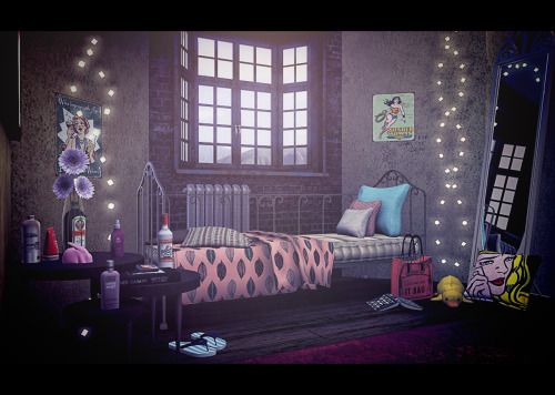 i-like-teh-sims:  h8 decorating
