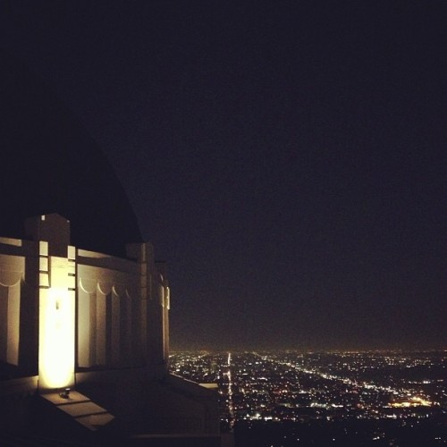 #griffith #observatory #losangeles #la  (at Griffith Observatory)