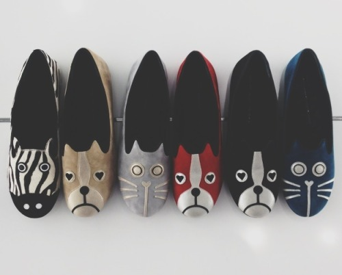 marcjacobs:  Shoesday Tuesday