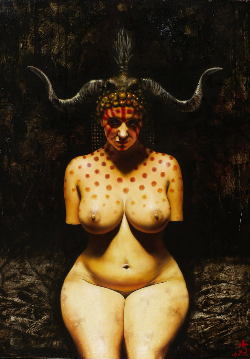 Short Story by Saturno Buttò