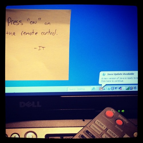 IT humor. #FoolProof #HelpDesk #IT
