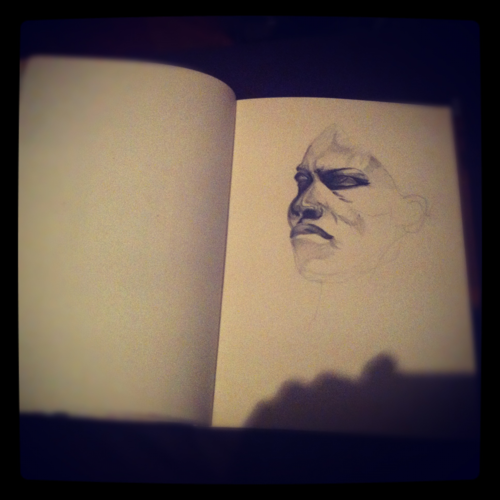 Sketchbook……