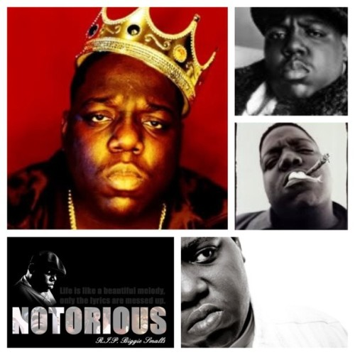 ✨ #HappyBDay ✨  ✨ #NotoriousBIG  ✨