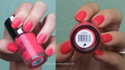 ULTA Nail Lacquer in Showgirl