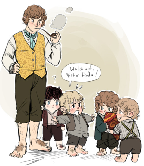 reapersun:  my roommates and i marathoned the entire extended lotr trilogy yesterday and so