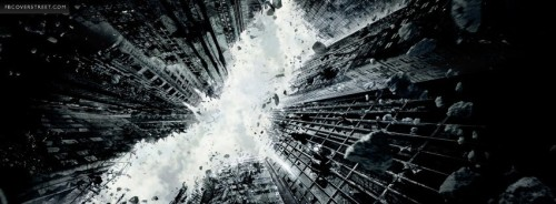 Batman Dark Knight Rises Facebook Cover