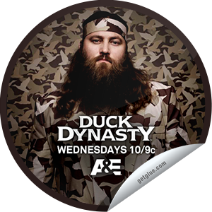 I just unlocked the Duck Dynasty: Bass Man Standing sticker on GetGlue                      5361 others have also unlocked the Duck Dynasty: Bass Man Standing sticker on GetGlue.com                  The guys unveil a special wing of a sporting-goods store. Thanks for watching! Share this one proudly. It's from our friends at A&E.
