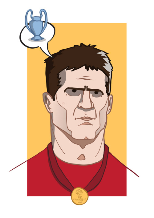 Stevie G portrait 2005