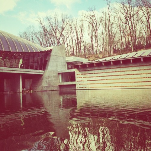 #architecture #arkansas #art #museum (at Crystal Bridges Museum of American Art)