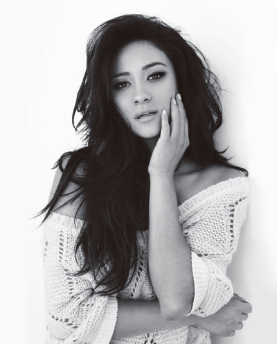 xanis:  Shay Mitchell by Elias Tahan