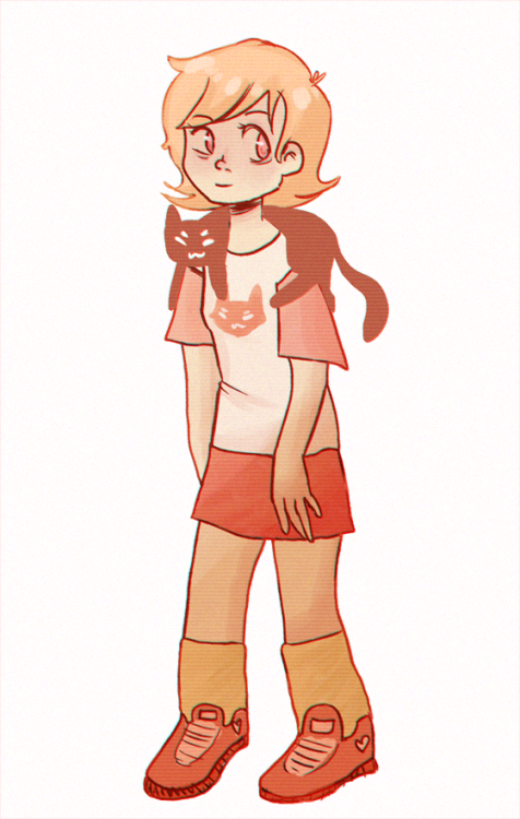 jade-harly:  roxy would have been a cute kid