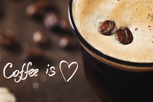 Coffee is <3