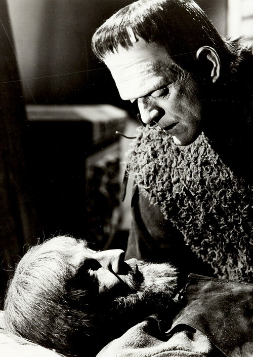 monsterman:  Son of Frankenstein (1939)