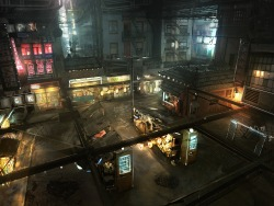 Image of cyberpunk from Tumblr