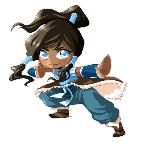 bill-rinaldi:  Awesome! Great Chibi Korra!