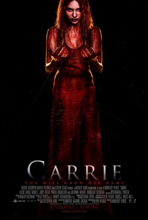 Carrie (2013) - Movie Poster #2