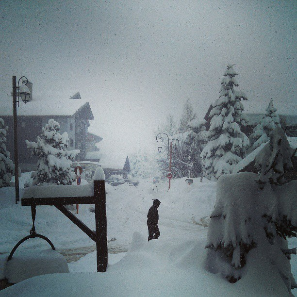 #powder #pow #again #valdisere #bestseasonever #snowboarding #snow #spring