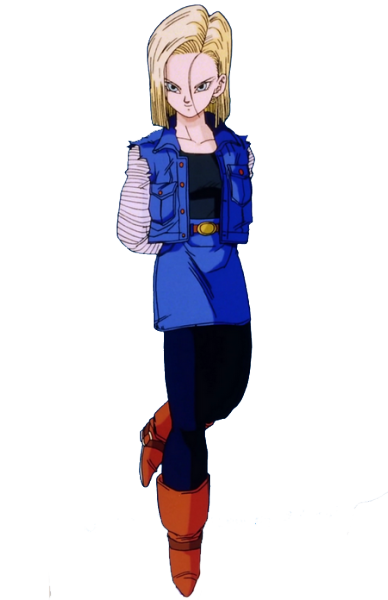 Android 18 was always in my top 2 of dbz characters (2nd to only vegeta). I met her voice actress back in the day and she was sweet as can be. Even got my android 18 figure autographed by her!