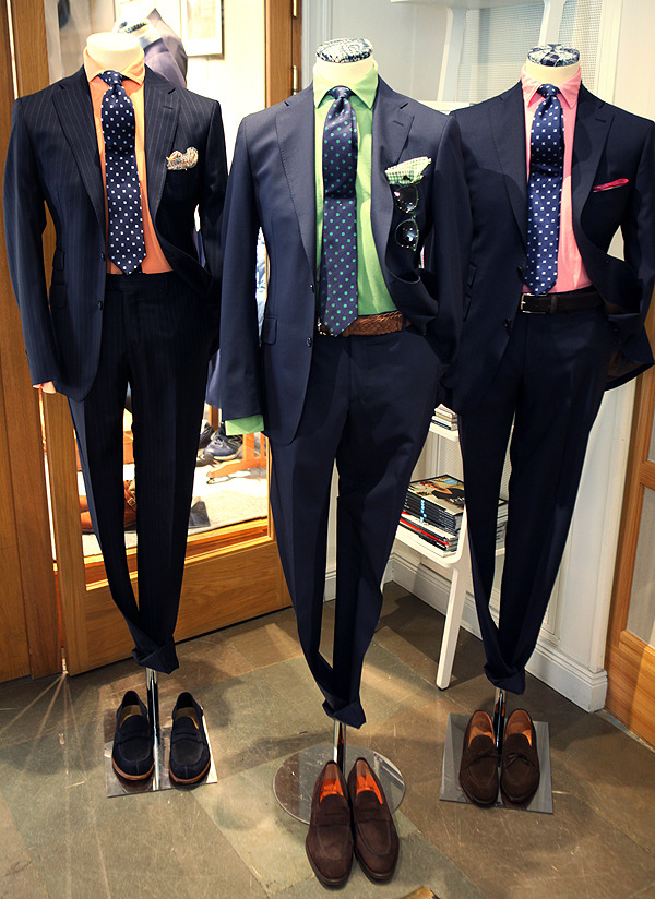 legitreasons:  downeastandout:  Suit Up  Love this