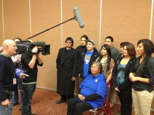 Red Cloud High School Wins Lakota Language Bowl Students from Red Cloud High School in Pine Ridge, South Dakota won the Lakota Language Bowl held December 19. The competition tested the group's knowledge and use of the language and covered topics such as the environment, ceremonial terms, biology and sentence structure.