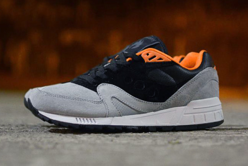 Hanon x Saucony Shadow Master  I'm a big fan of Saucony's and it's nice to see a collaboration with Hanon. The Shadow Master is a running shoe which Hanon have mixed two of their favourite silhouettes from Saucony's designs. They've combined the Master Control with the sole of a Shadow 5000. It's different and the colours and fabric used has been executed well that it works. Of course there is also detailing, Hanon putting their stamp on it which brings it all together.  Release date March 2nd. Get saving!
