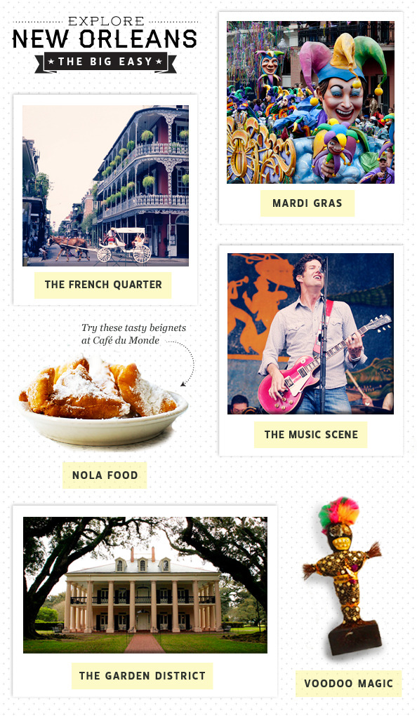Explore Mardi Gras in New Orleans! http://oak.ctx.ly/r/2bil